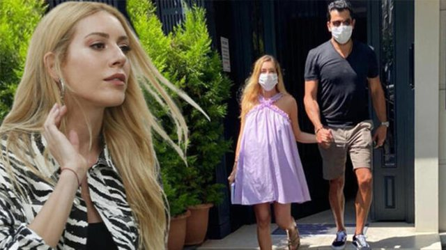 Photo / Ezel of the Turkish soap opera becomes a father for the first time
