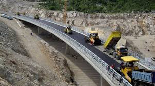 When will Arbri Road be ready?