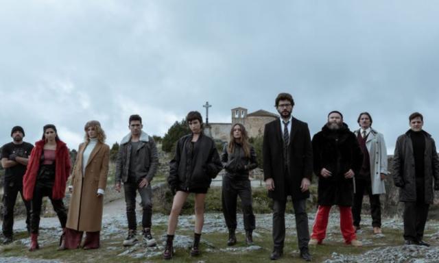 Për të parë seritë e reja të 'La Casa de