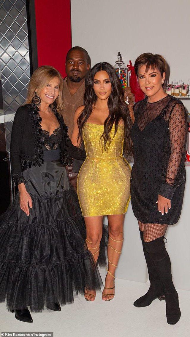Kim Kardashian dhe supersticioni për të 40-at!