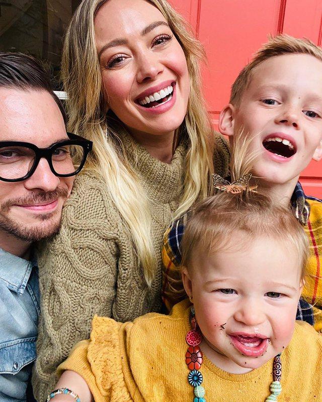 Hilary Duff njofton shtatzëninë e tretë me këtë video