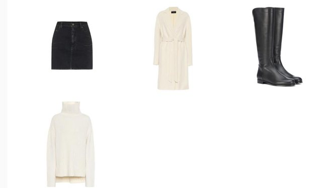 Since Monday we get you ready for the weekend outfits. These are three styles