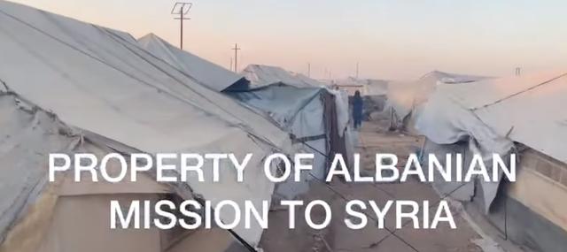 Brenda kampit Al-Hol! Publikohen pamjet nga operacioni për nxjerrjen e
