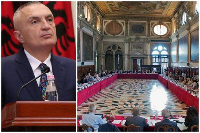 Presidenti i Komisionit të Venecias letër Metës: Do