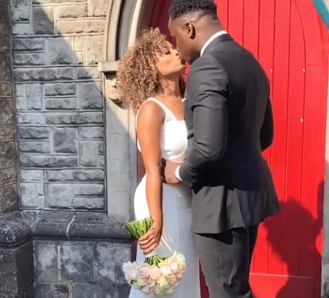 Video/ Ju rrëfej dasmën time të lirë e të bukur