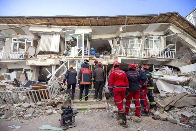 Foto dhe Video/ Çfarë la pas tërmeti i fuqishëm në
