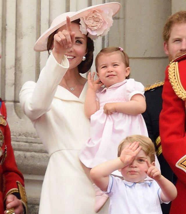 Truket e Kate Middleton për të qetësuar fëmijët, mund