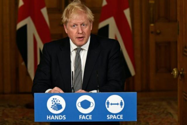 Boris Johnson paralajmëron bllokimin: Nga e enjtja do qëndroni në