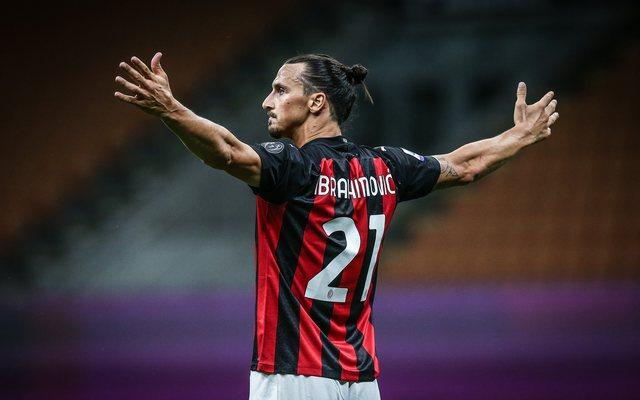Ibrahimoviç vijon të shkruajë historinë, sfidon Ronaldon