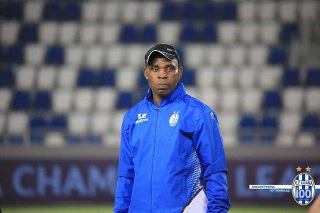 """Eliminim """"i hidhur"""" nga Kupa, Tirana shkarkon trajnerin Egbo"""