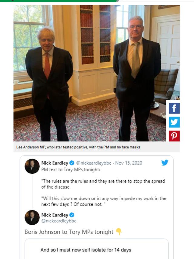 Kryeministri britanik flet për riizolimin: E pata njëherë