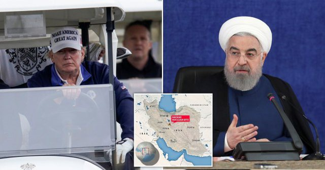 Vendimi i rrezikshëm që mund të merrte Trump për Iranin