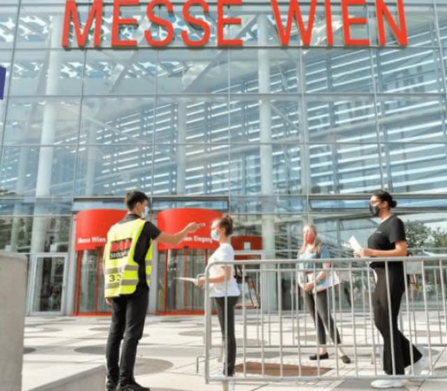 Austria mbyllet për tre javë duke nisur nga sot
