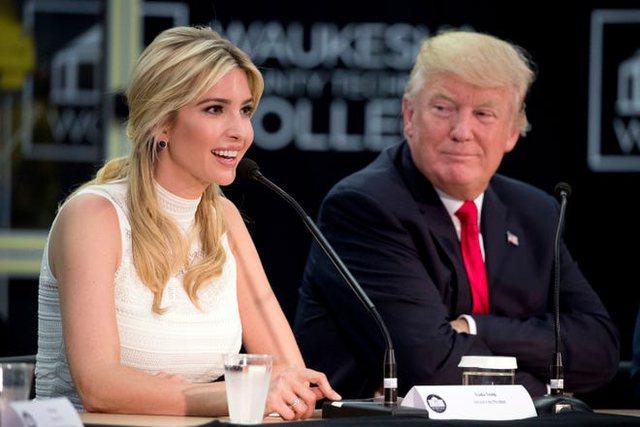 Ivanka Trump njëlloj si babai i saj, është e fiksuar pas parave e