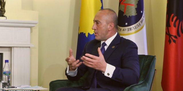 Ramush Haradinaj flet për përballjen e lidershipit të