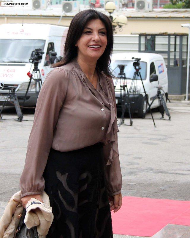 Jozefina Topalli zyrtarisht me parti të re në zgjedhjet e 25 prillit