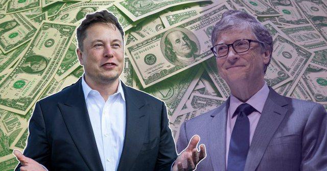 Flasim për miliarda? Elon Musk kalon Bill Gates, ja pasuria e të dyve
