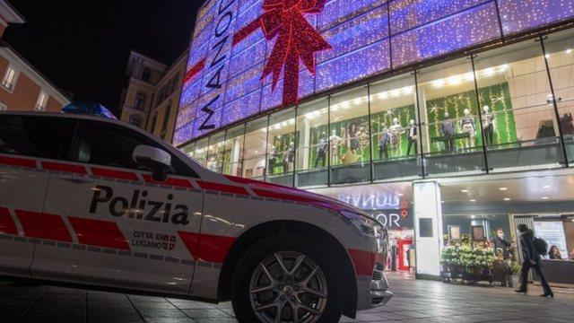 Sulm i dyshuar terrorist në Lugano të Zvicrës, 28 vjeçarja