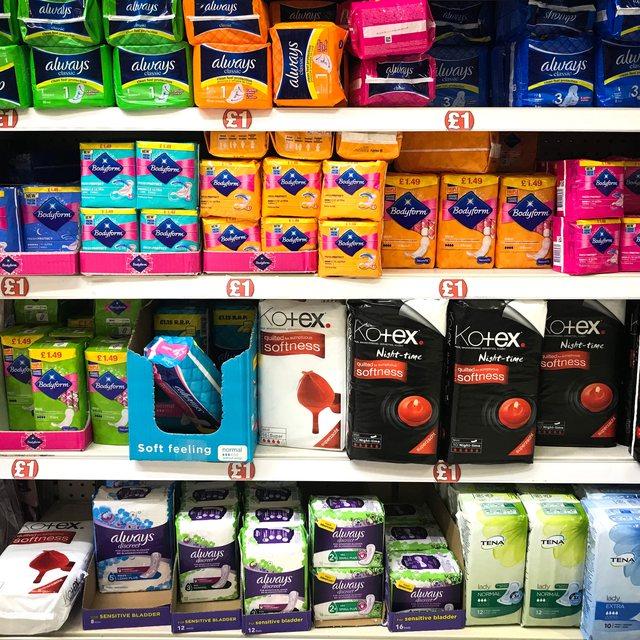 Shteti i parë në botë ku produktet e menstruacioneve do jepen