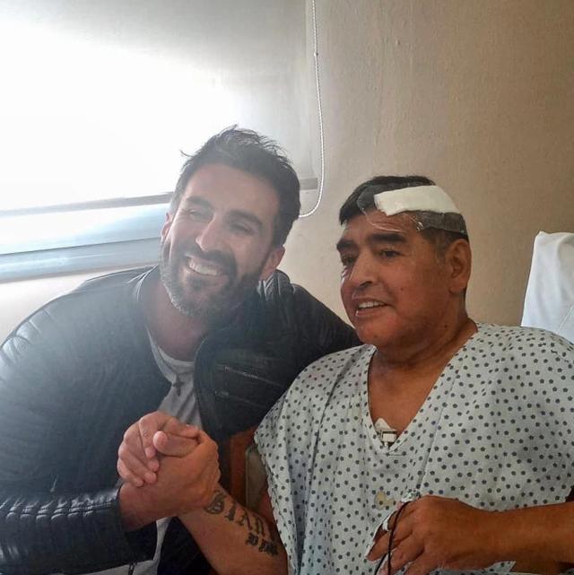 Publikohet fotoja e fundit e Diego Maradonës dhe është nga