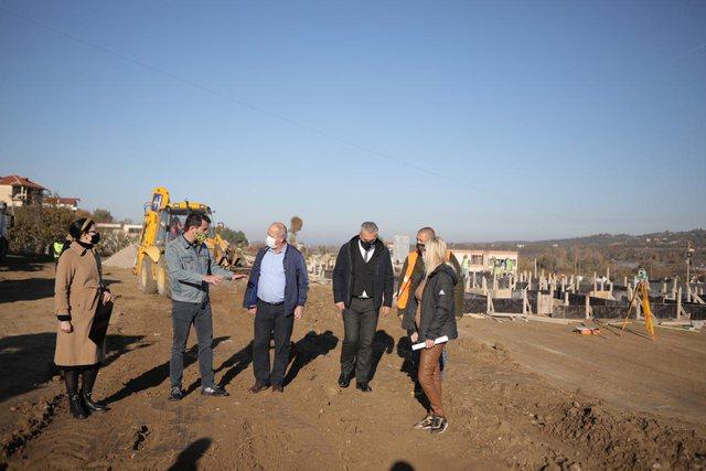 Nis lagjja e re në Ndroq. Do ndërtohen 74 shtëpi dhe do strehohen