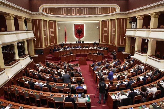 Kuvendi vendos Pro: Do ngrihet Komisioni i Posaçëm për raportin