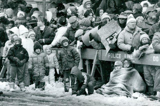 Parada e Ditës së Falenderimeve me pandeminë në mendje