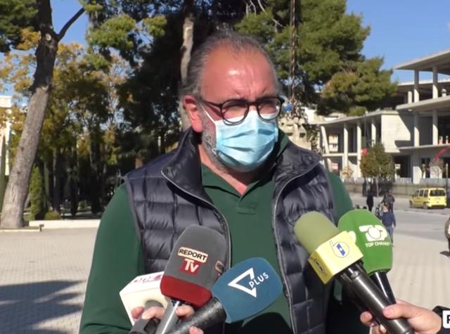 28 nëntori në Vlorë e Tiranë pa qytetarë në shesh.