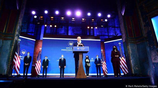 Kabineti i Joe Bidenit - një sinjal shprese