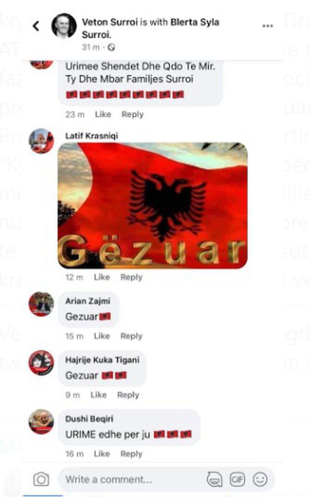 Veton Surroi një urim nga bregdeti i Durrësit për