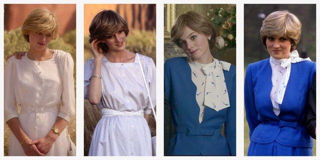 Seriali The Crown edhe një herë tregon se veshjet ikonë të
