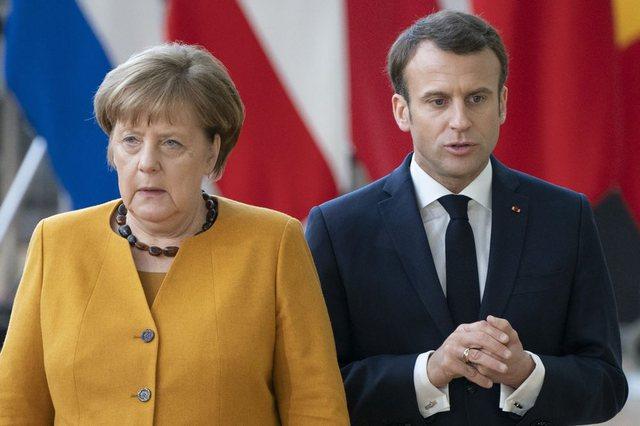 Dallime midis Gjermanisë dhe Francës në botën pas Trumpit