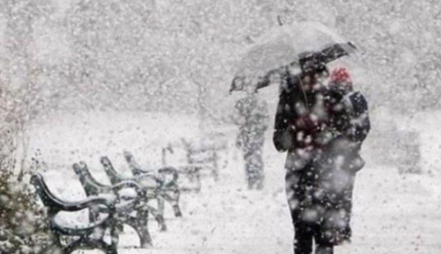 Reshje shiu dhe bore, temperaturat deri në minus 3 gradë