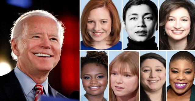 Joe Biden ka emëruar vetëm gra në ekipin e tij të