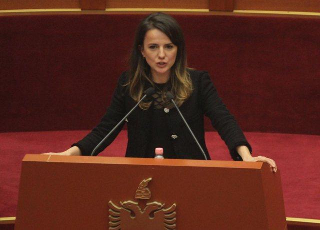 Rudina Hajdari nuk është kryetare e Nismës Thurja, por do
