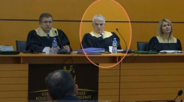 Dënohet me 6 muaj burg gjyqtari Luan Daci