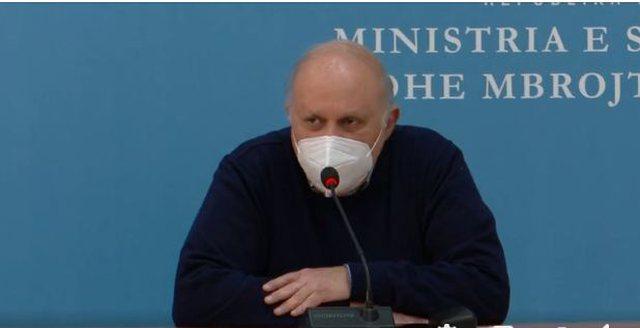 Po fshihen viktimat me Covid, mjeku Kalo për akuzat e Bashës: E
