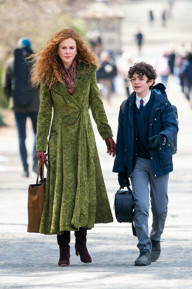 Veshjet e Nicole Kidman tek seriali 'Undoing' janë kaq simbolike
