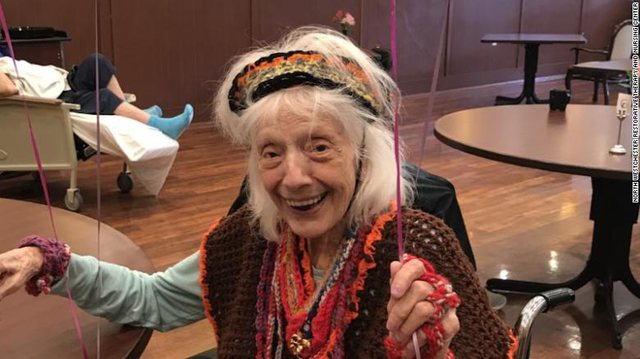 Historia e 102 vjeçares nga New York-u që i mbijetoi koronavirusit