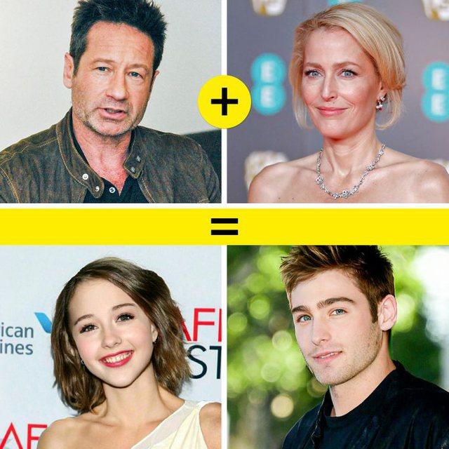 Nëse këto çifte të famshmish do të ishin
