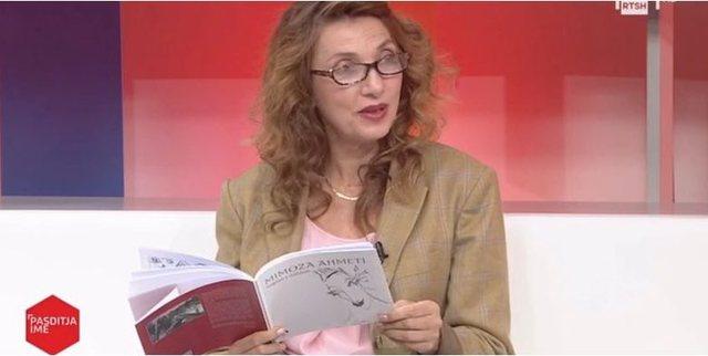 Video/ Poetja Mimoza Ahmeti irritohet me gazetaren, ndërsa nuk e dinte se
