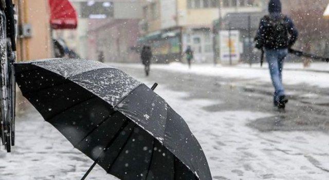 Reshje shiu dhe bore, si do të jenë temperaturat gjatë ditës