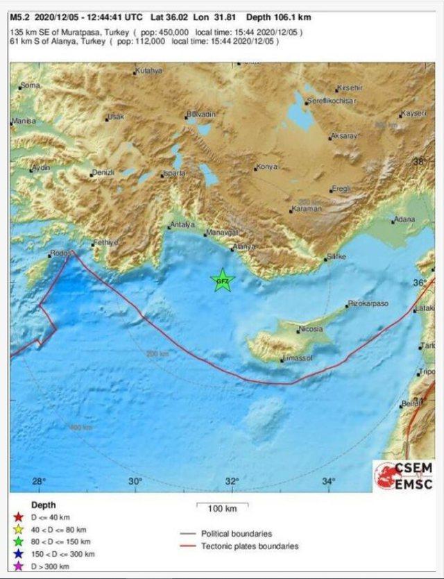 Tjetër tërmet i fortë lëkund Turqinë