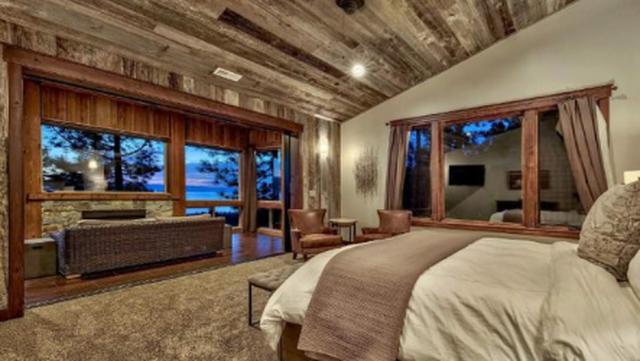 Brenda vilës 17 mijë metra katrorë me 17 dhoma dhoma gjumi ku