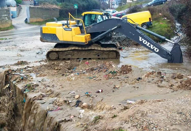 After the floods, work continues in Tirana to normalize the situation