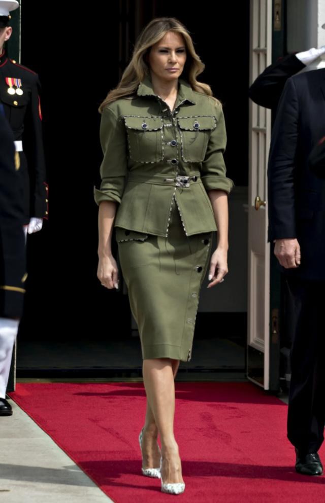 Melania Trump: Jam e zhgënjyer dhe e dëshpëruar me dhunën e