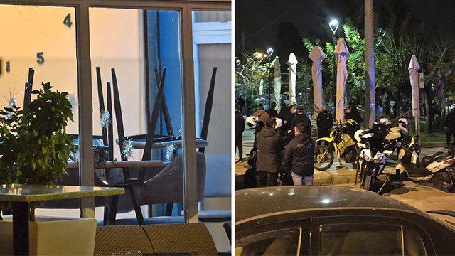 Të shtëna me armë në një lokal në Greqi: Vriten