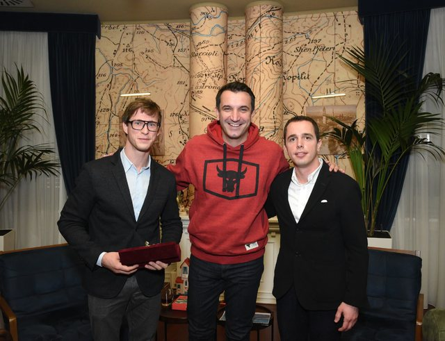 European champion Matvei Petrov joins Tirana club Veliaj: Historic chance to