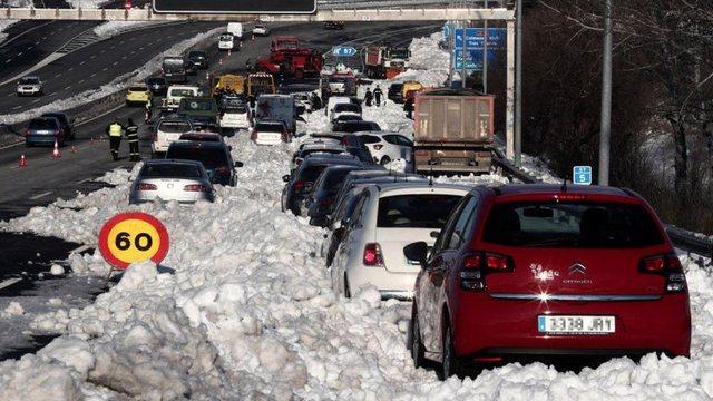 Spanja goditet nga stuhia Filomena me 7 të vdekur, banorët: