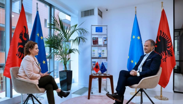 January frost with relations with the EU, Soreca appears on VOA! Surprised with